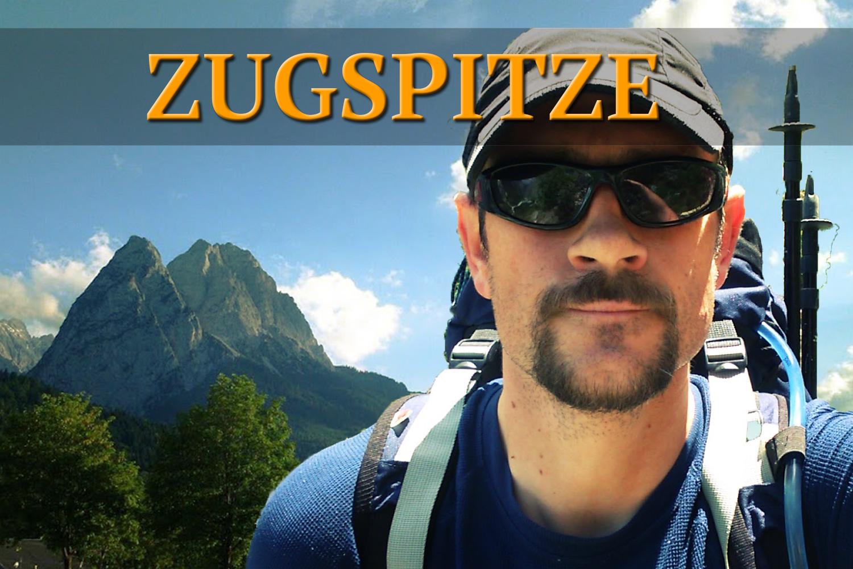 Zugspitze wejście via ferratą Hindelanger