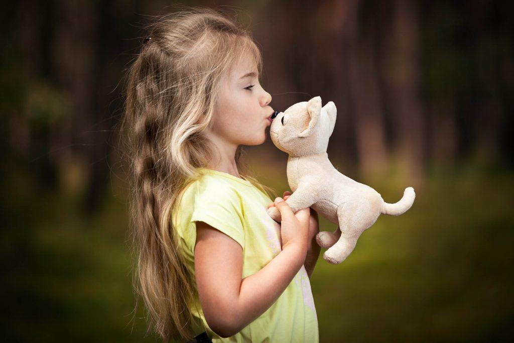 Lenka & Dog